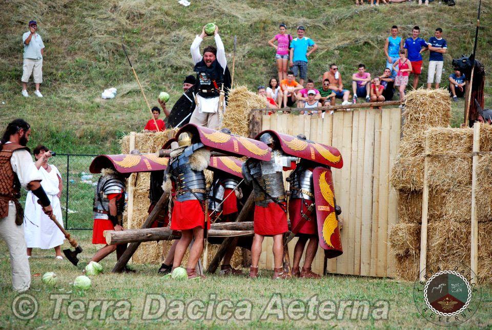 Festivalului Cetatilor Dacice 2012