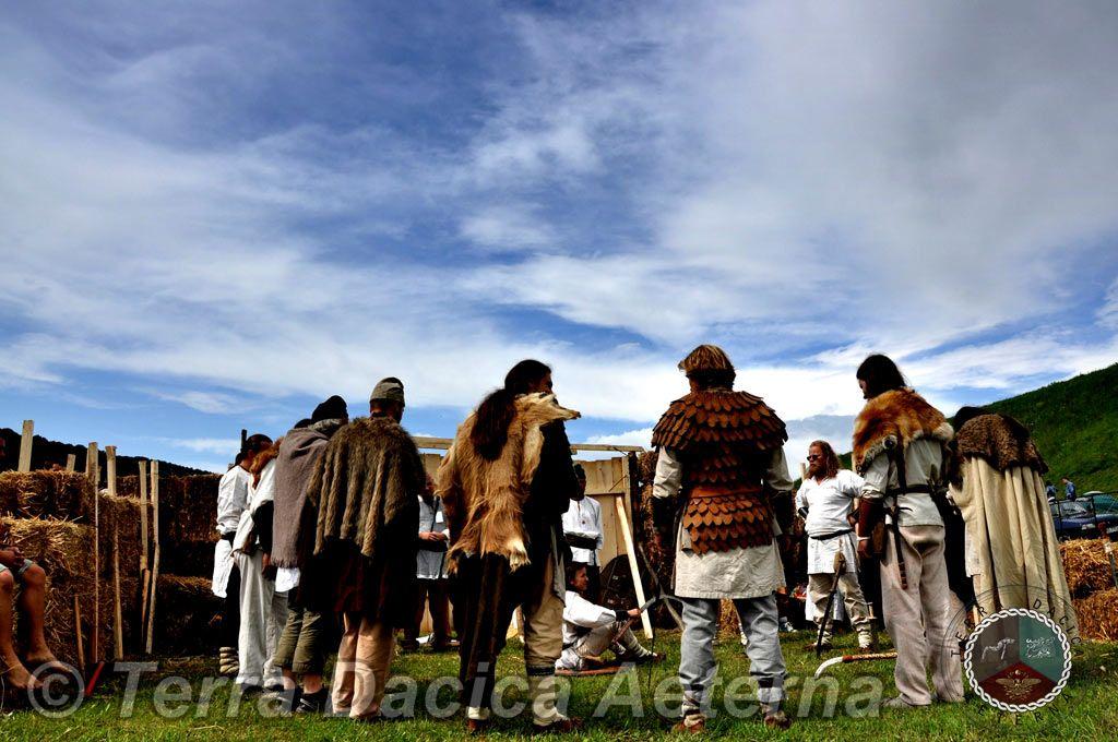 Festivalul Cetatilor Dacice - Cetatea de Balta 2011