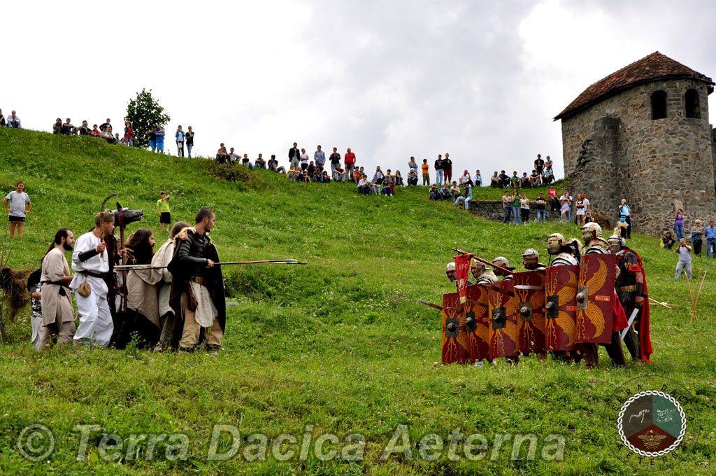Zilele daco-romane - Porolissum