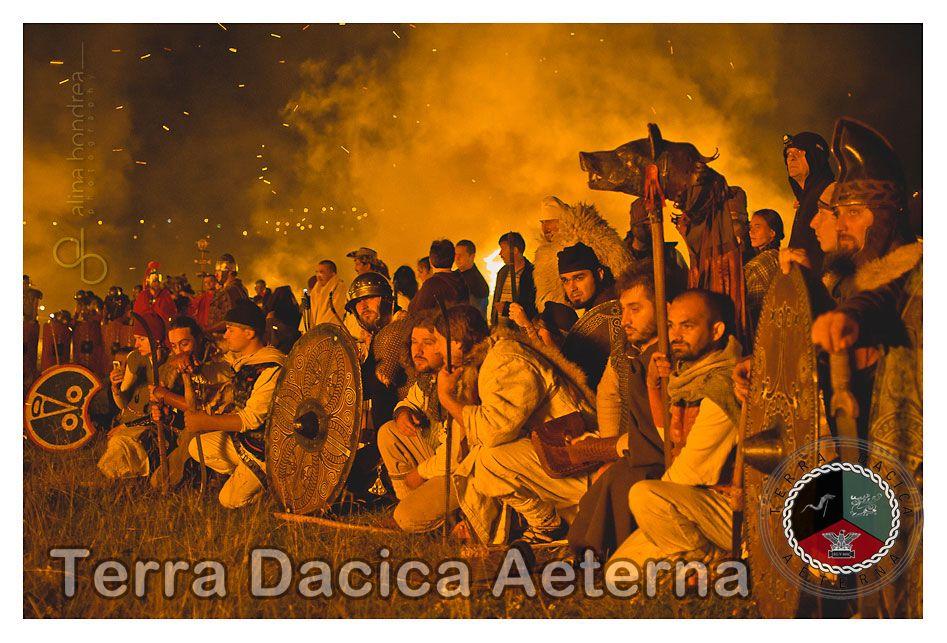 Festivalul Cetatilor Dacice - Ighiu 2014