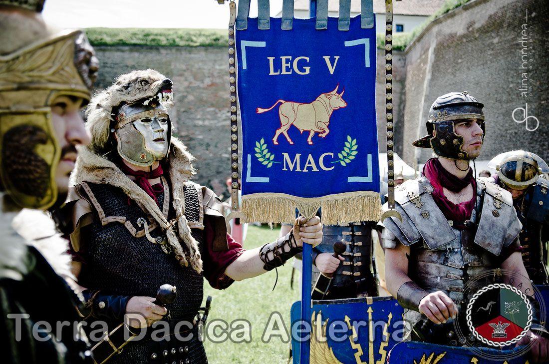 Zilele Legiunii A XIII-a Gemina - Apulum