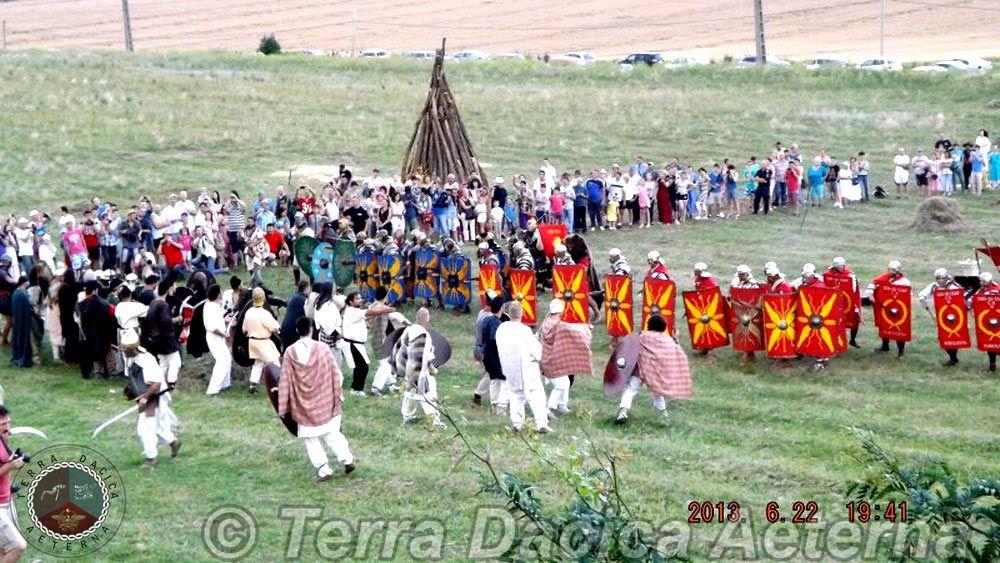 Festivalul Cetatilor Dacice - Cricau